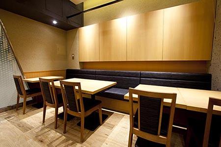 レストラン店舗3
